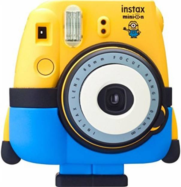 Fujifilm Instax Minion Mini 8 Instant Camera