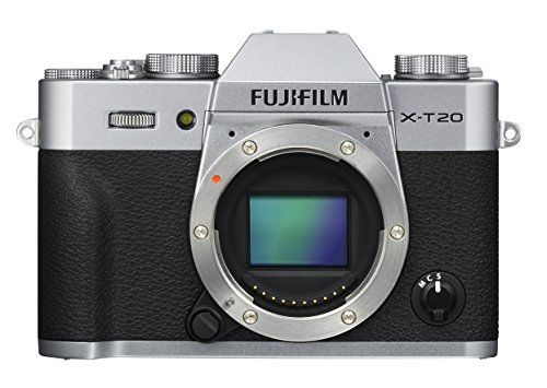 Fujifilm X-T20 Mirrorless Camera (Body Only)