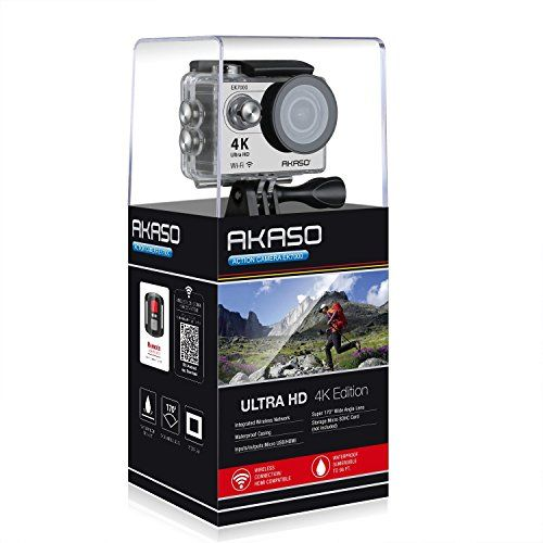 AKASO EK7000SL Wi-Fi Sports & Action Camera