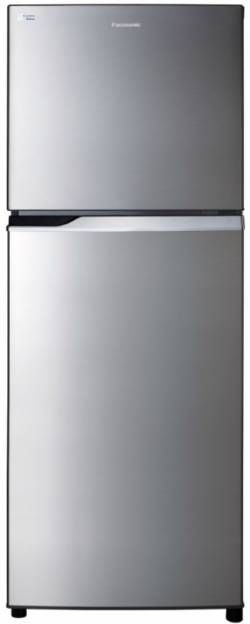 Panasonic NR-BL307PSX1/PSX2 296 L 2 Star Inverter Double Door Refrigerator
