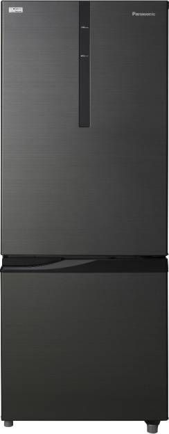 Panasonic NR-BR347RKX1 342 L 2 Star Inverter Double Door Refrigerator