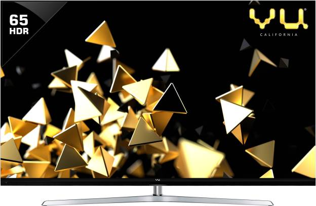 Vu Quantum Pixelight 65HQ137 65 Inch 4K HDR Smart QLED TV