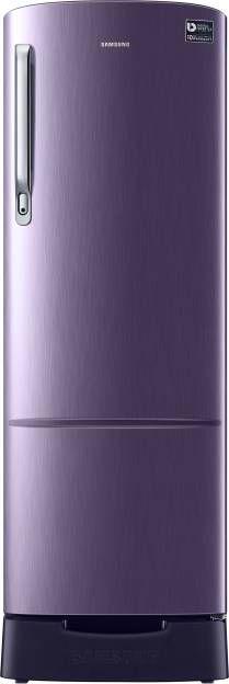 Samsung RR26N389YUT/HL 255L 4 Star Inverter Single Door Refrigerator