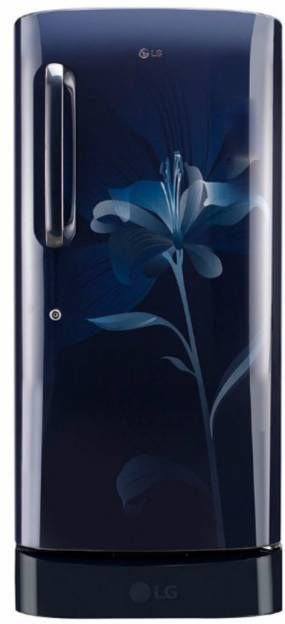 LG GL-D201AMLC 190L 3S Single Door Refrigerator (Lily)
