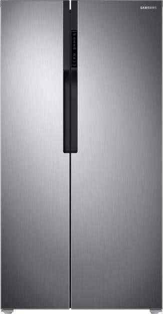 Samsung RS55K5010SL 604 L Inverter Frost Free Side by Side Refrigerator