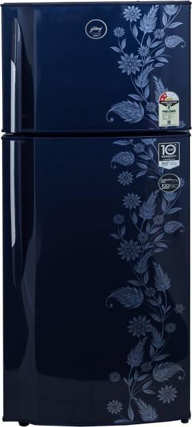 Godrej RF GF 2552PTH 255L 2S Double Door Refrigerator (Royale Dremin)