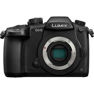 Panasonic Lumix DC-GH5GA (Body Only)