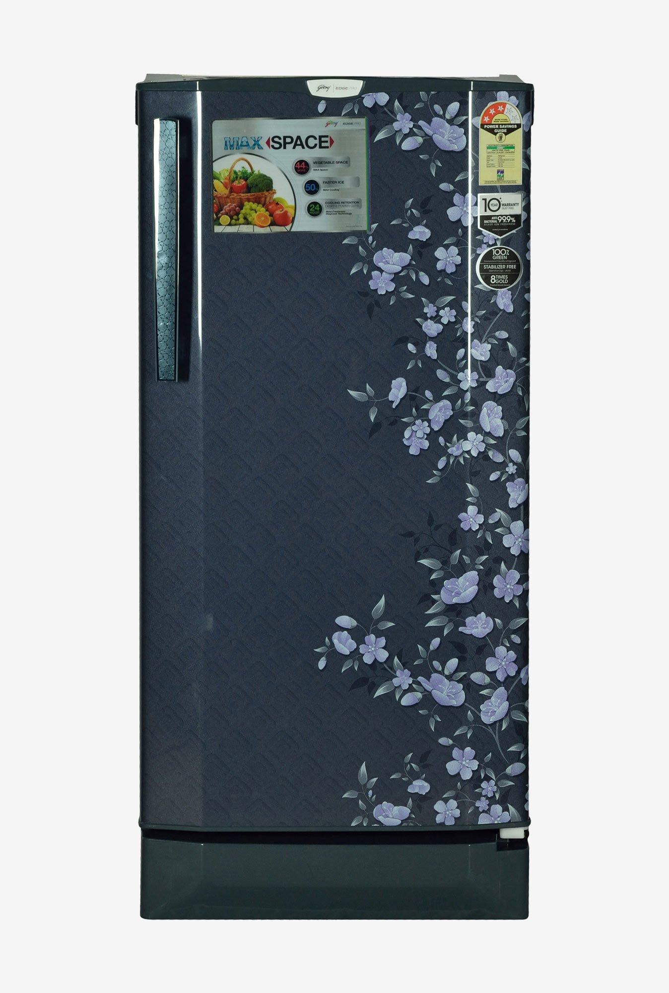 Godrej RD EDGEPRO 190 CT 3.2 Refrigerator (Indigo Floret)