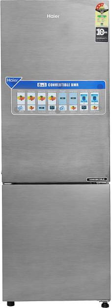 Haier HEB-25TDS 256 L 3 Star Frost Free Double Door Refrigerator