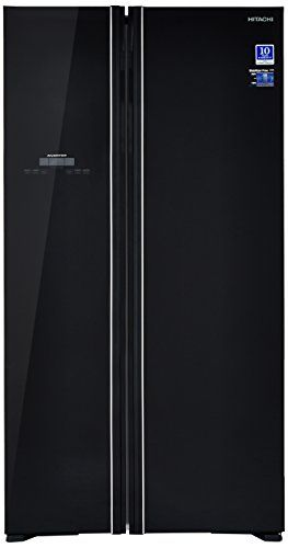 Hitachi R-S700PND2 - GBK 659 L Inverter Frost Free Side By Side Door Refrigerator