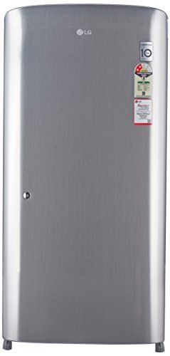 LG GL-B221RPZV 215 L 2 Star Direct Cool Single Door Refrigerator