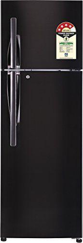 LG GL-T372JBLN 375 L 4 Star Inverter Frost Free Double Door Refrigerator