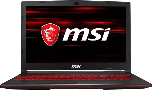 MSI GL63 (8RC-063IN) Gaming Laptop