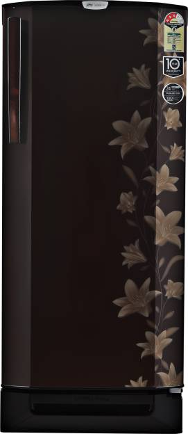 Godrej RD Edge Pro 210 PDS 210 L 3 Star Direct Cool Single Door Refrigerator (Jasmine)