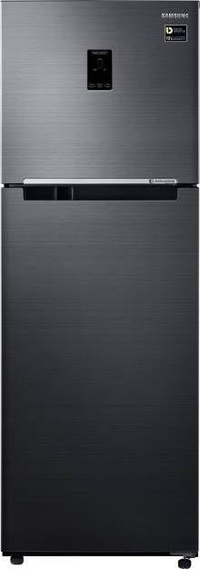 Samsung RT37M5538BS-HL 345 L 3 Star Inverter Frost Free Double Door Refrigerator