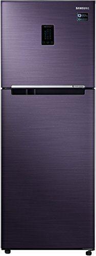 Samsung RT34M5538UT/HL 321 L 3 Star Inverter Frost Free Double Door Refrigerator