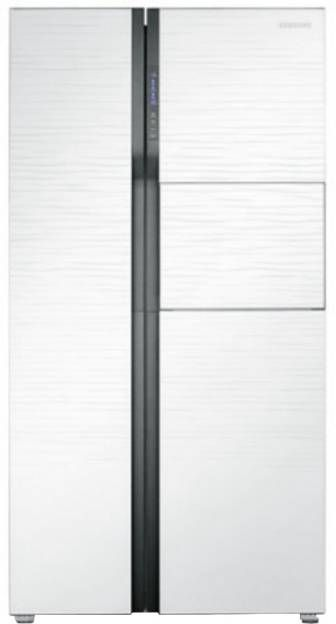 Samsung RS55K52A01J/TL 604 L Inverter Frost Free Side By Side Refrigerator