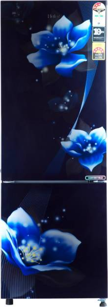 Haier HRB-2763CMM-E 256 L 3 Star Frost Free Double Door Refrigerator (Marine)