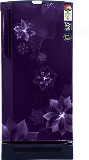 Godrej RD Edge Pro 205 TDF 3.2 190 L 3 Star Direct Cool Single Door Refrigerator (Jazz)