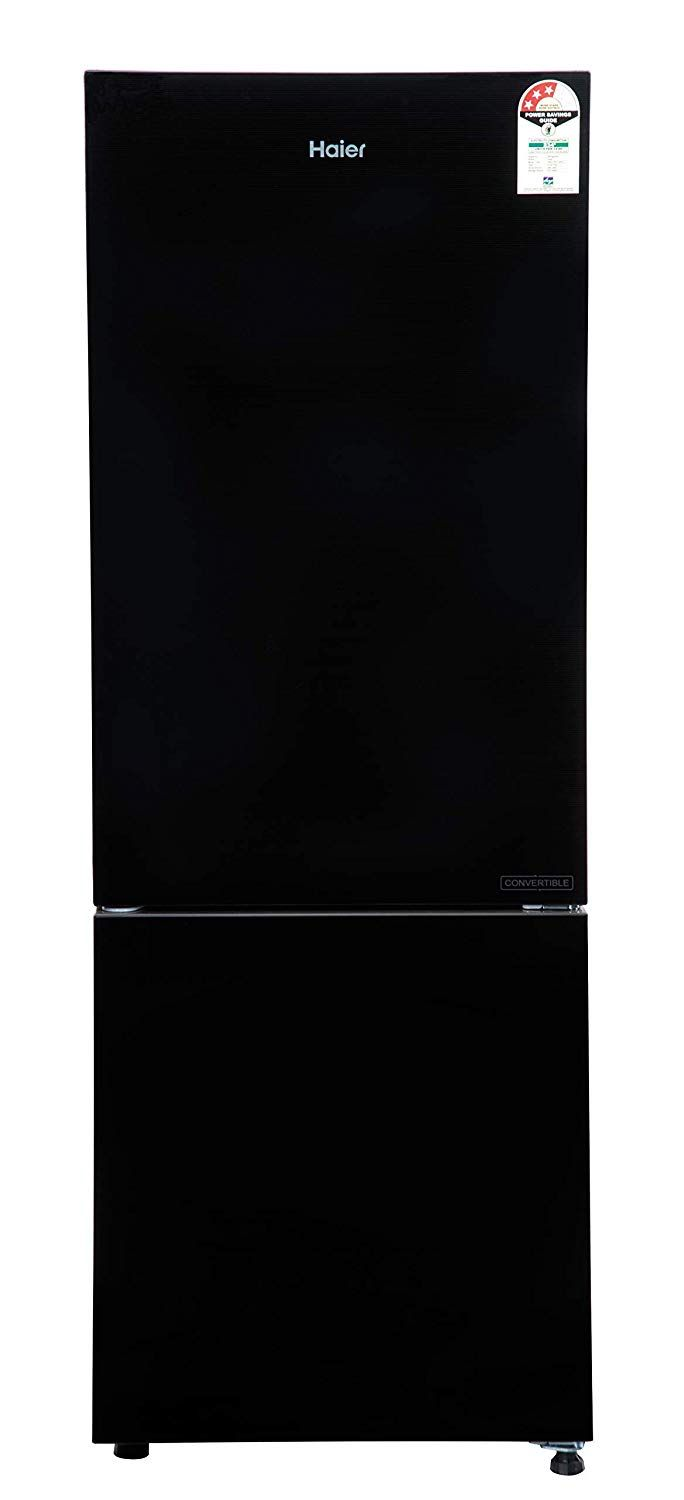 Haier HRB-2763CKG-E 256 L 3 Star Frost Free Double Door Refrigerator
