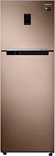 Samsung RT37M5538SL/HL 345 L 3 Star Inverter Frost Free Double Door Refrigerator