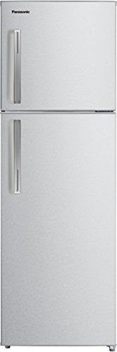 Panasonic NR-BC27SSX1 268 L 3 Star Inverter Frost Free Double Door Refrigerator