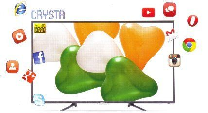 Videocon VNW42FH58SAF 42 Inch Full HD Smart LED TV