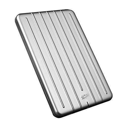 Silicon Power Armor A75 (SP020TBPHDA75S3S) 2TB External Hard Disk