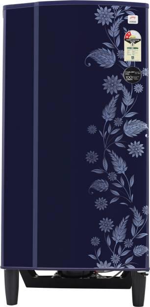 Godrej GD 1822 PT 2.2 2 Star 182 L 2 Star Single Door Refrigerator (Dremin)
