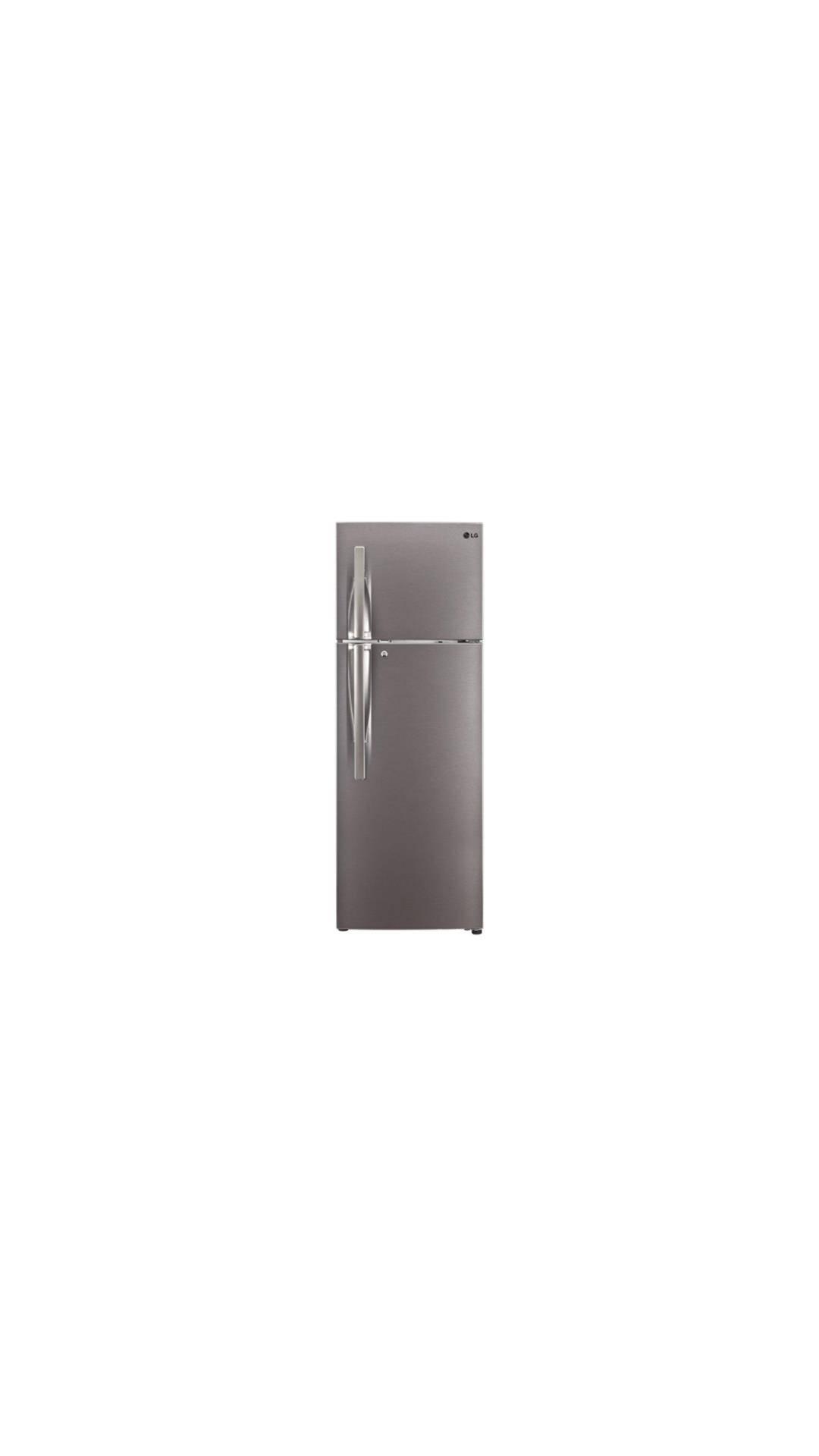 LG GL-T322RDSU 308 L 3 Star Frost Free Inverter Double Door Refrigerator