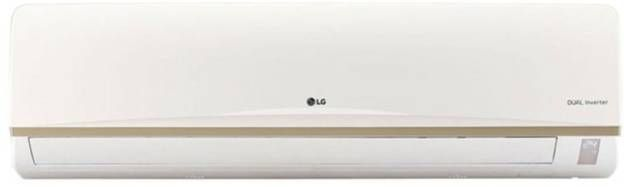 LG JS-Q12AUXA1 1 Ton 3 Star Inverter Split Air Conditioner