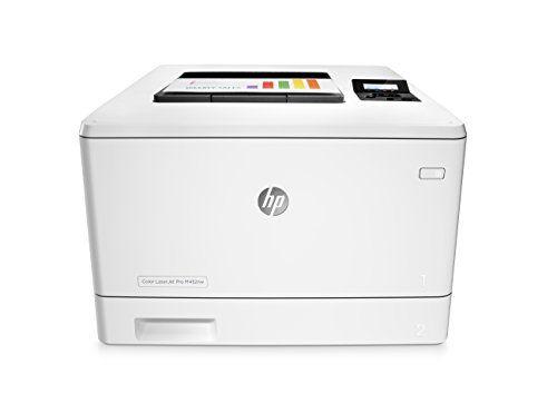 HP LaserJet Pro (M452NW) Laser Printer