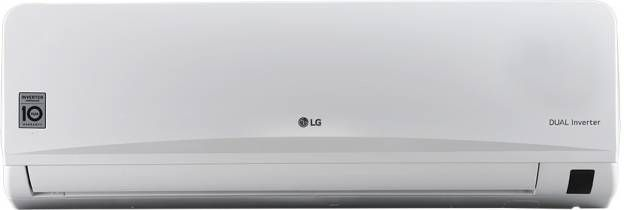LG JS-Q12YUXA 1 Ton 3 Star Inverter Split Air Conditioner