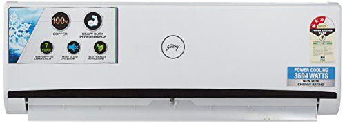 Godrej GSC 12 RGN 3 DWQH 1 Ton 3 Star Split Air Conditioner
