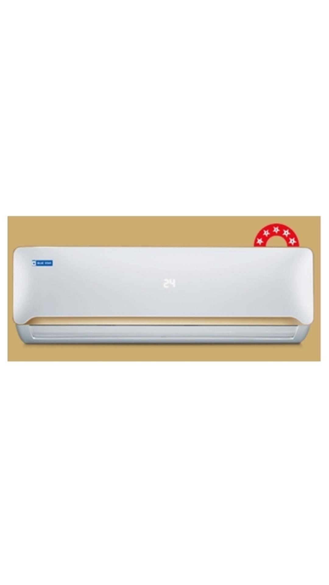 Blue Star BS-5CNHW12QATX 1 Ton 5 Star Split Air Conditioner
