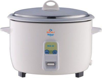 Bajaj Majesty RCX42 Rice Cooker