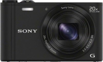 Sony CyberShot DSC-WX300 Digital Camera