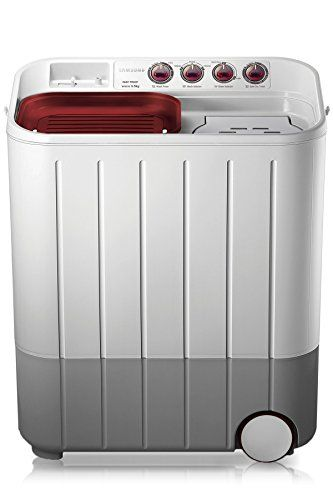 Samsung 6.5Kg Semi Automatic Top Load Washing Machine (WT657QPNDPG)