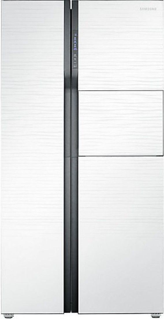Samsung RS554NRUA1J 591 L 5 star Inverter Side By Side Door Refrigerator