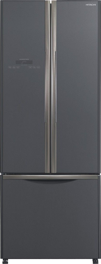 Hitachi R-WB480PND2-GBK/GBW 456L 5 Star inverter French Door Door Refrigerator
