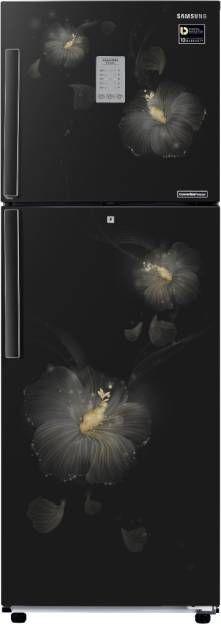 Samsung RT28M3983D3/R3/U3 253 L 3 Star Inverter Double Door Refrigerator (Rose Mallow)