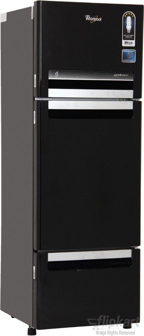 Whirlpool FP 263D Royal Protton 240 L 5 Star Triple Door Refrigerator (Alpha Steel)