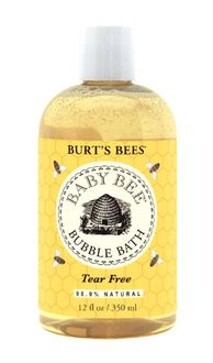 Burt's Bees Baby Bee Bubble Bath 350 ml (Pack of 2)