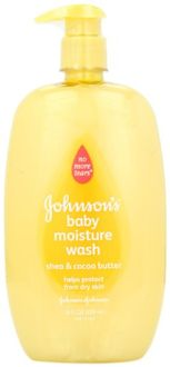Johnson's Baby Moisture Wash With Shea & Cocoa Butter 828 ml