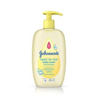 Johnson's Head to Toe Baby Wash 828ml