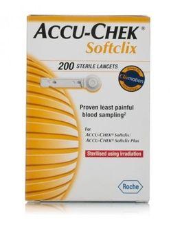 Accu-Chek Softclix 200 Lancets