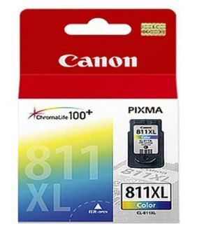 Canon Pg-811xl Colour Ink Cartridge