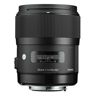 Sigma 35mm F1.4 DG HSM I A Lens (Nikon & Canon mount)
