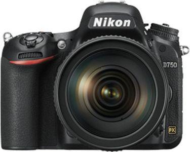 Nikon D750 DSLR (Body Only)
