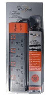 Whirlpool 4 Socket Surge Protector